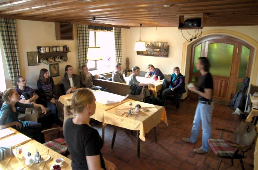 Überregionales Treffen in Schöder beiMurau