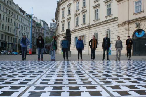 Südwind Wien - Aktion zum Gedenken an die Opfer in Bangladesh - Rana Plaza