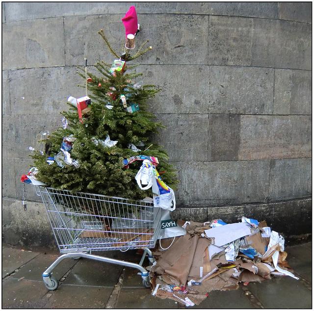 Nach dem Fest ist vor dem Feiern! Lasst die Stimmung und nicht den Müllbergsteigen!