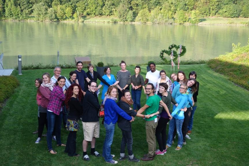 Südwind Academy 2015 in Wesenufer (Oberösterreich) zur solidarischen Ökonomie