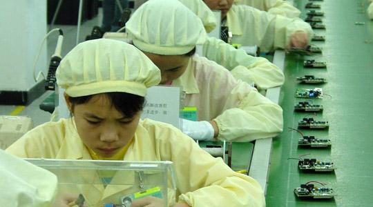 Clean IT - Arbeitsbedingungen in der Elektronikindustrie