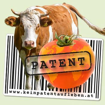 Petition - Kein Patent auf Leben