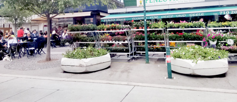 Wiener Märkte - Der Rochusmarkt im 3. Wiener Gemeindebezirk