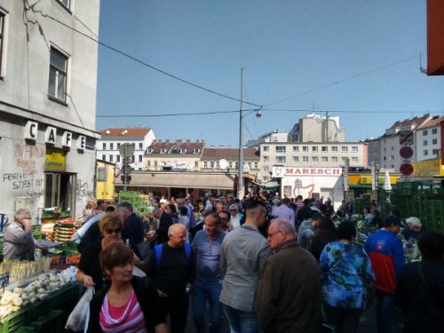 Wiener Märkte - Viktor-Adler-Markt