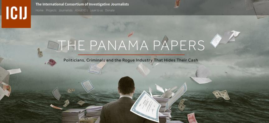 Panama Leaks: Mehr als nur Daten. Ein Überblick über Ereignisse der letztenMonate.