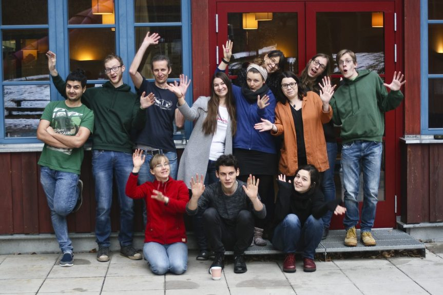ÜRAT  – Überregionales AktivistInnen-Treffen 2019 amKlimacamp