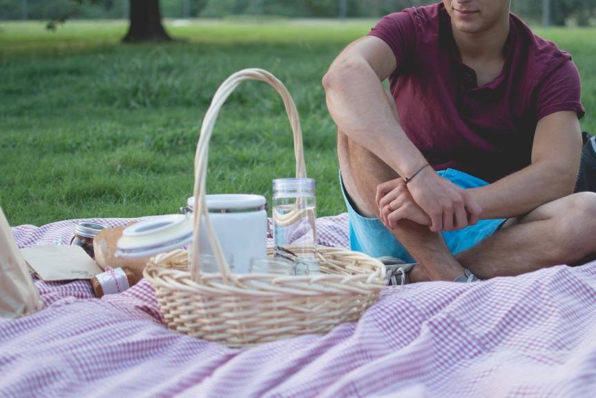 Picknick der steirischenAktivistInnen