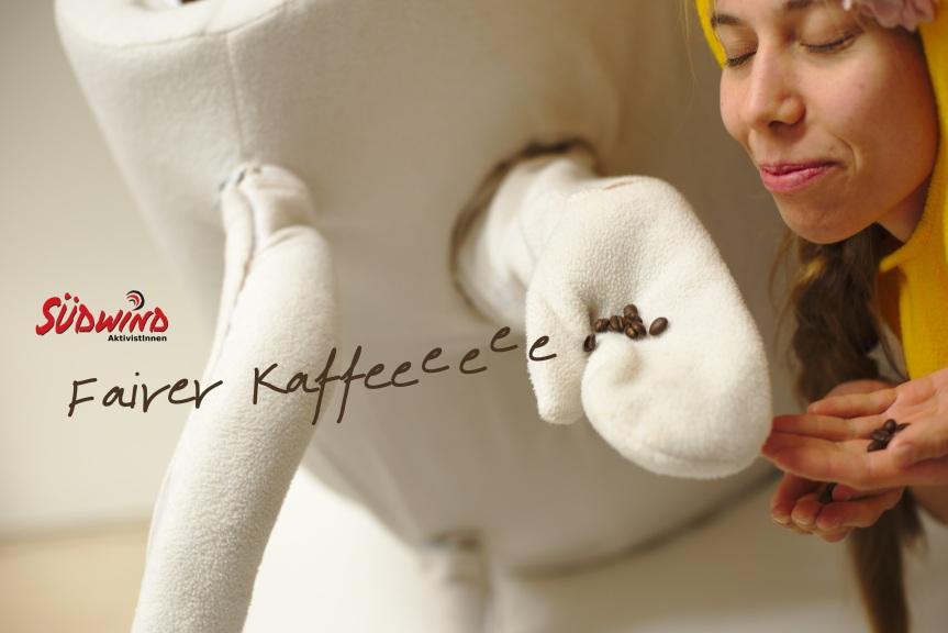 Fairer Kaffee tanztauf!
