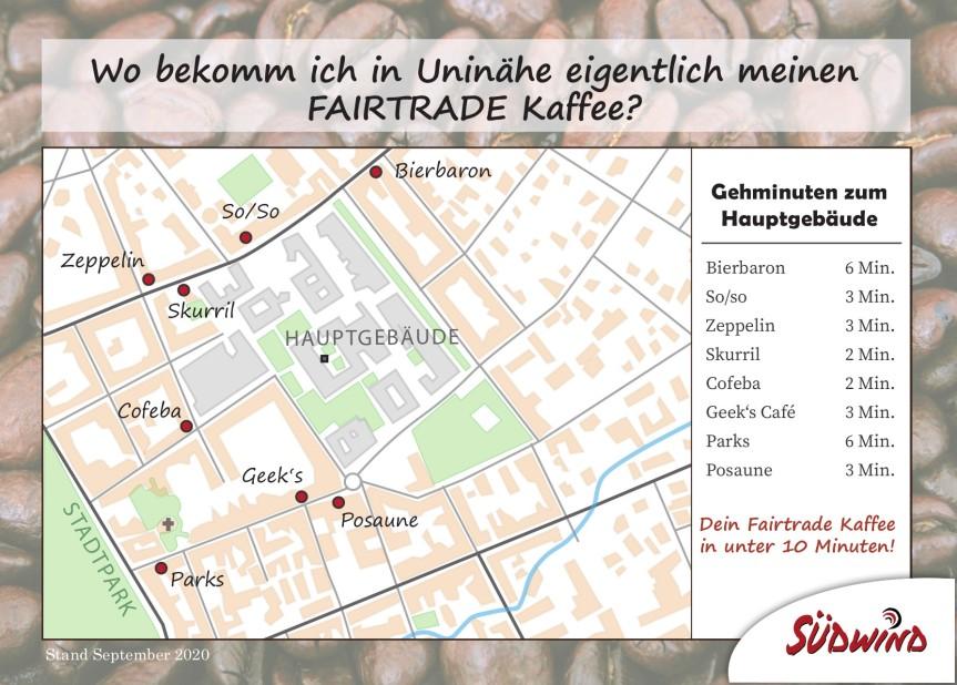 FAIRTRADE Kaffee – UniGraz
